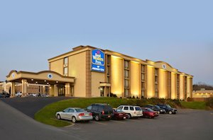 BEST WESTERN PLUS of Johnson City property information