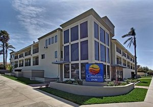 Comfort Inn Downtown property information