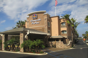 BEST WESTERN PLUS Oceanside Palms property information