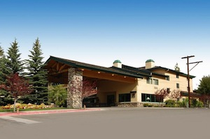 BEST WESTERN PLUS Kentwood Lodge property information