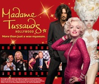 Madame Tussauds Hollywood attraction photo