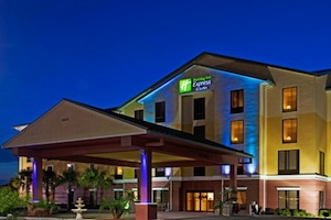 Holiday Inn Express Hotel & Suites PORT RICHEY property information