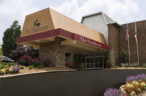 Hawthorne Inn and Conference Center property information