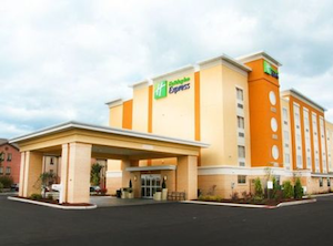 Holiday Inn Express Toledo North property information