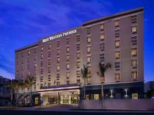 BEST WESTERN PREMIER Miami International Airport Hotel & Suites property information