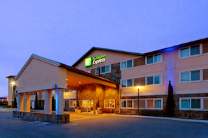 Holiday Inn Express Hotel & Suites EVERETT property information