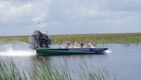 Airboat Adventure Vacation Package package information