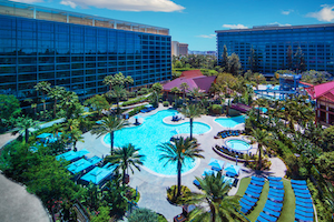 Disneyland® Hotel property information