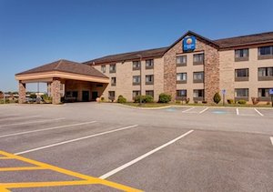 Hampton Inn Bangor property information