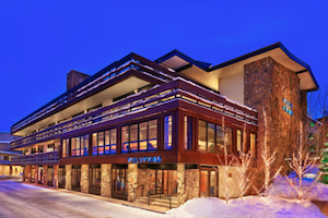 Wildwood Snowmass Hotel property information