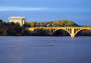 Key Bridge Marriott property photo