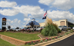 BEST WESTERN Greenville Airport Inn property information
