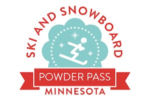 Minnesota Ski and Snowboard Powder Pass Vacation Package