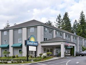 Days Inn Seattle Aurora property photo
