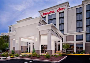 Hampton Inn Shelton property information