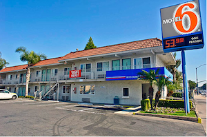 Motel 6 Los Angeles - Long Beach property information