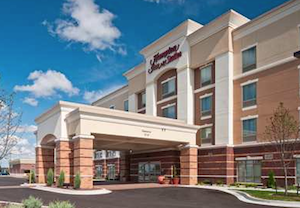 Hampton Inn & Suites Saginaw property information