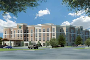 Homewood Suites by Hilton Charlotte Ballantyne Area, NC property information