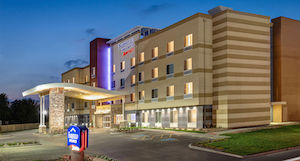 Fairfield Inn & Suites Winston-Salem Downtown property information