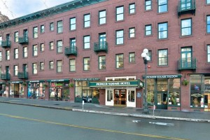 Best Western Plus Pioneer Square Hotel property photo