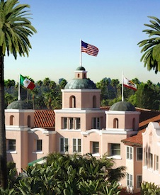 The Beverly Hills Hotel property information