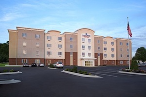 Candlewood Suites Tucson property information