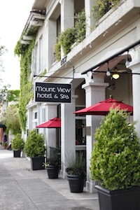 Mount View Hotel & Spa property information