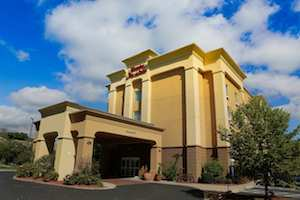 Hampton Inn  Suites Greenfield property information