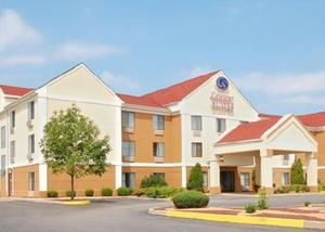 Comfort Suites Lansing property photo