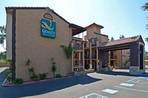 Quality Inn and Suites near the Border property information