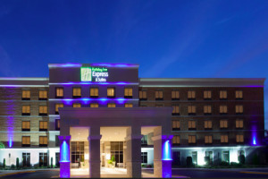 Holiday Inn Express & Suites Laurel property photo