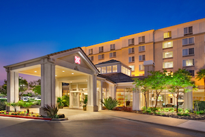 Hilton Garden Inn San Francisco Airport North property information