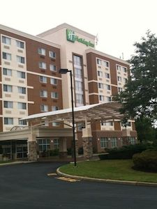 Holiday Inn Taunton-Foxboro property information