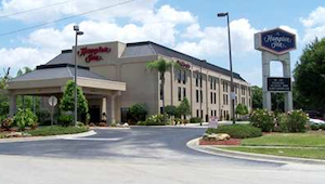 Hampton Inn Melbourne property information