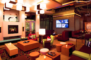 Aloft Manhattan Downtown - Financial District property photo