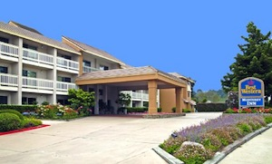 BEST WESTERN PLUS Monterey Inn property information