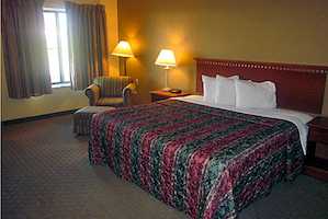 Motel 6 Springfield property information