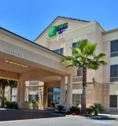 Holiday Inn Express & Suites San Diego Otay Mesa property information