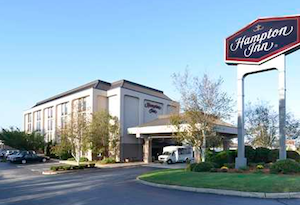 Hampton Inn Fall River Westprt property information