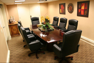 Boardroom photo