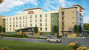 Hampton Inn and Suites Seattle-Bellevue Downtown property information