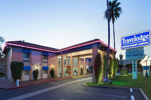 Travelodge Orange County Airport/ Costa Mesa property information