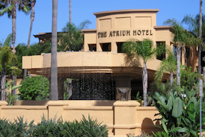 Atrium Hotel at Orange County Airport property information