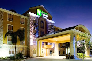 Holiday Inn Express Hotel & Suites Corpus Christi property information