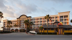 DoubleTree by Hilton Hotel Galveston Beach property information