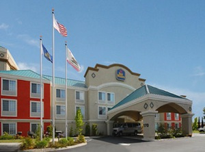 BEST WESTERN PLUS Airport Inn & Suites property information