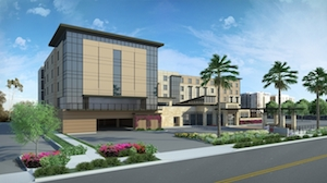 Hilton Garden Inn Irvine/Orange County Airport property information