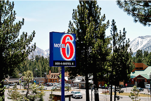 Motel 6 Mammoth Lakes property information