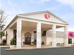 Ramada Plaza Louisville property information