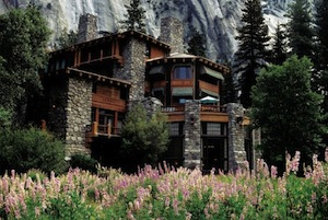 Ahwahnee Hotel property information
